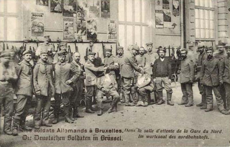 évacués du nord première guerre mondiale
